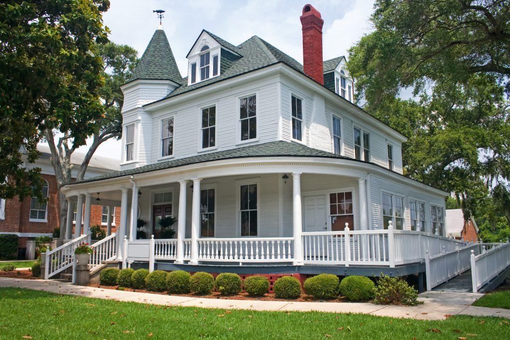 coastal victorian home